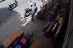 Thanh niên trộm tượng 'Phúc-Lộc-Thọ' trong tháng cô hồn
