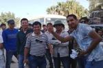 Thêm 89 lao động Việt Nam trở về từ Libya