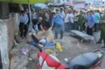 Thượng sỹ CSCĐ tự sát bên lề đường