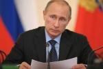 Tổng thống Putin cho mười tướng lĩnh thôi việc