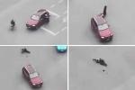 Trung Quốc: Bị nhắc nhở, lái xe cán chết cảnh sát giao thông