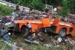 Clip: Nghi án hôi của vụ tai nạn thảm khốc ở Lào Cai