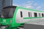 'Soi' thiết kế đoàn tàu tuyến đường sắt Cát Linh - Hà Đông