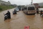 Ảnh: Mưa lớn, lũ lụt tàn phá nhiều địa phương