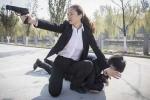 Nữ vệ sĩ - nghề 'hot' ở Trung Quốc