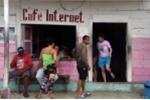 Người dân Cuba chuẩn bị lần đầu tiên có wifi công cộng