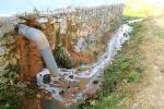 Hà Tĩnh: Nước thải từ ký túc xá đại học chảy thẳng vào khu dân cư