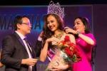 Người mẫu Việt đăng quang Hoa hậu Việt Nam Toàn cầu tại Mỹ