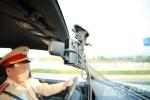 Sử dụng camera phạt nóng xe dừng đỗ trên cao tốc Pháp Vân - Cầu Giẽ