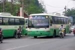 TP.HCM giữ xe miễn phí cho khách đi xe buýt