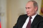 Ông Putin đạt tín nhiệm cao kỷ lục kể từ năm 2008