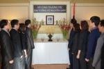Sứ quán Việt Nam ở các nước vĩnh biệt Đại tướng
