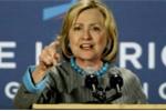 Bà Hillary Clinton chính thức tuyên bố tranh cử Tổng thống