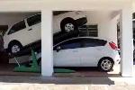Clip: Thiết kế garage đỗ xe tuyệt vời cho không gian hẹp