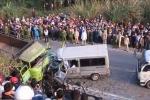 Tai nạn kinh hoàng ở Thanh Hóa: Người cầm lái chưa có bằng