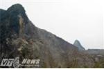 Sạt lở núi đá khiến 3 người bị vùi lấp ở Quảng Ninh