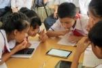 Học sinh miền núi Hòa Bình được học tiếng Anh với SGK điện tử Classbook