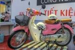 Xe máy 'nhái' huyền thoại Honda Cub giá từ 13,6 triệu đồng ở Việt Nam