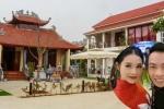 Đọ biệt thự hàng nghìn m2 của hai ngôi sao nhạc đỏ Trọng Tấn - Việt Hoàn