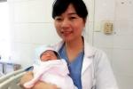 Bé gái Việt đầu tiên chào đời từ trứng đông lạnh