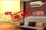 Mẹo bật điều hòa tiết kiệm điện ngày nắng nóng ai cũng cần biết