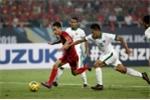 Giây phút Vũ Minh Tuấn chuẩn bị ghi bàn thắng phút 90+3 khiến đội tuyển Việt Nam hồi sinh /// Độc Lập