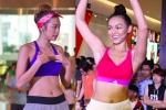 Mai Ngô, Lilly Nguyễn tích cực cải thiện thân hình nhiều khuyết điểm