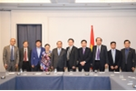 Thủ tướng tiếp một số doanh nhân, trí thức gốc Việt tại Mỹ