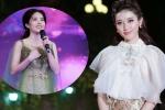 Huyền My hào hứng cổ vũ Nam Em hát trên sân khấu