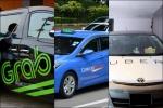 Uber, Grab bị 'tố' cạnh tranh không lành mạnh: Cục Quản lý cạnh tranh vào cuộc điều tra