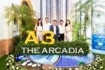 Ra mắt A3 The Arcadia - Vinhomes Gardenia: Hơn 50% căn hộ đã được đăng ký đặt mua
