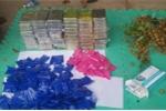 Lộ trình lắt léo của lô ma túy ngụy trang tinh vi trong thùng nhãn