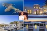 Gareth Bale bỏ 9 tỷ thuê cả hòn đảo phục vụ vợ con
