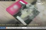 Truy tìm nguyên nhân Galaxy Note 7 phát nổ