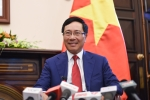Phó thủ tướng Phạm Bình Minh thăm chính thức Mỹ
