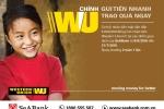 Khuyến mãi lớn danh cho khách hàng nhận tiền Western Union tại SeABank