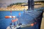 Biển Đông căng thẳng, Trung Quốc lộ ảnh tàu ngầm tấn công hạt nhân bí mật