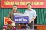 BIDV tiếp tục hỗ trợ 200 triệu đồng 3 tỉnh miền núi phía Bắc chịu thiệt hại lũ lụt