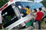 Kỹ năng an toàn để sống sót khi ôtô bị tai nạn giao thông