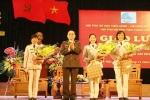 Nữ giảng viên Học viện An ninh được vinh danh 'Phụ nữ tiêu biểu Bộ Công an'