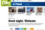 Báo thể thao hàng đầu Argentina ca ngợi ĐT futsal Việt Nam