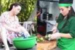 Sao Việt vất vả bán quần áo cũ, làm nghề dọn dẹp, phục vụ ở trời Tây