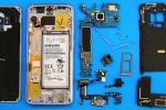 'Mổ bụng' Galaxy S8 xách tay đầu tiên tại Việt Nam