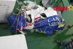 Trục vớt nhiều mảnh vỡ nghi của máy bay Casa-212