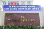 Khai trừ Đảng nguyên Trưởng ban Tổ chức Thành ủy Biên Hòa