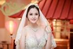 Lễ cưới diễn ra trong bí mật của Á hậu Hoàng Anh