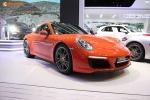 Cận cảnh siêu xe Porsche 911 Carrera giá 6,49 tỷ đồng tại Việt Nam