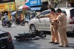 Tông chết cán bộ kiểm lâm rồi bỏ chạy ở Quảng Nam