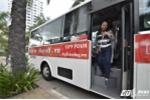 Độc đáo tour du lịch xe buýt vòng quanh Sài Gòn