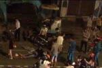 Nam thanh niên bị xe tải cán qua người chết thảm